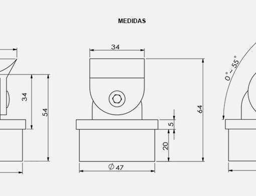 AG02-Conexao-TeM-Angular-desenho-tecnico-Aluminio