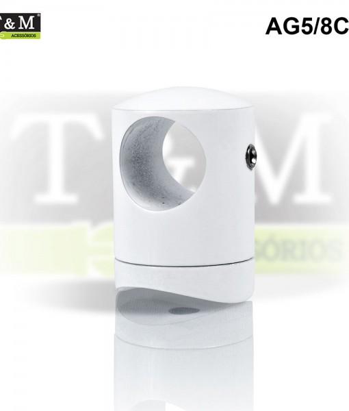AG5-8CF-Conexao-TeM-Angular-Passante-Aluminio-branco