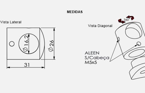 AG5-8CF-Conexao-TeM-Angular-Passante-desenho-tecnico-Aluminio