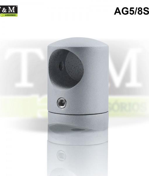 AG5-8SF-Conexao-TeM-Angular-nao-Passante-Aluminio-cinza