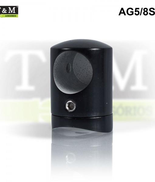 AG5-8SF-Conexao-TeM-Angular-nao-Passante-Aluminio-preto
