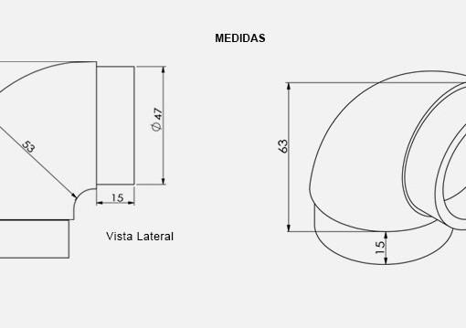 CR02-Curva-TeM-Fixa-90graus-desenho-tecnico-Aluminio