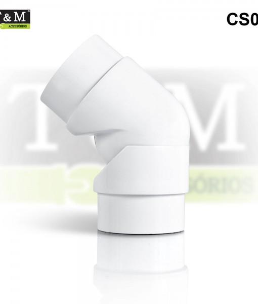 CS02-Cotovelo-TeM-Articulado-Aluminio-branco