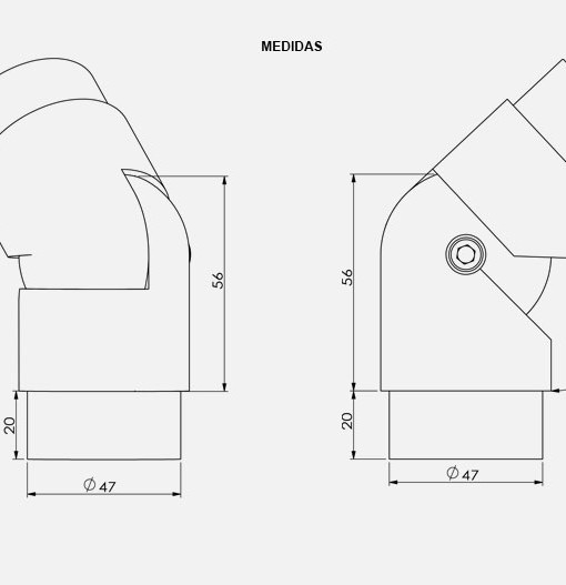 CS02-Cotovelo-TeM-Articulado-desenho-tecnico-Aluminio