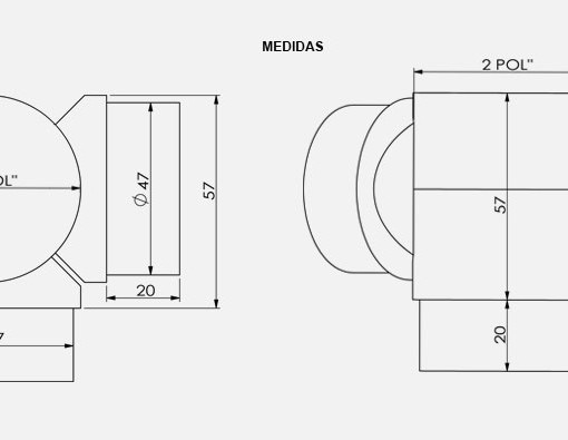 CTA02-Cotovelo-TeM-Triplo-Articulado-desenho-tecnico-Aluminio