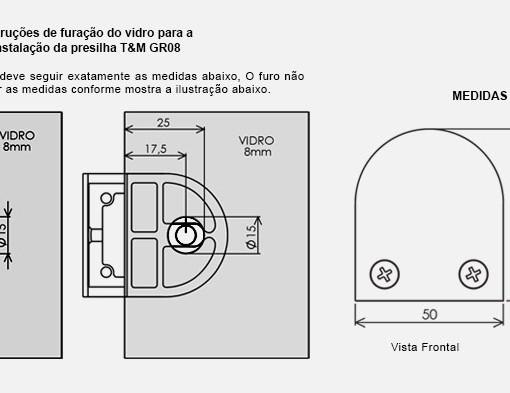 GR08-Presilha-TeM-para-Vidro-desenho-tecnico-aluminio