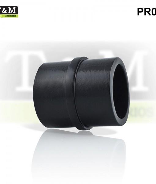 PR02-Prolongador-TeM-Para-Tubo-Aluminio-preto