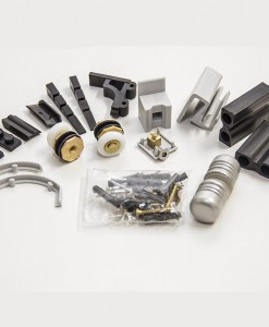 KIT FRONTAL F1 PARA BOX DE VIDRO