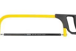 Arco de serra amarelo